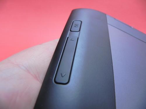 Motorola Xoom 2 butoane volum si on/off
