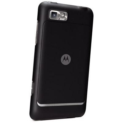 Motorola XT615, Încă un telefon Gingerbread cu dotări modeste, dar cu display edge to edge