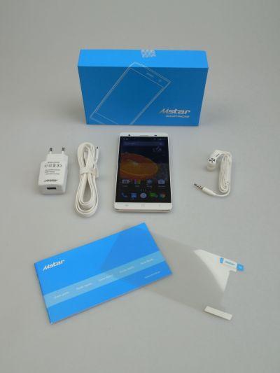 Mstar S700 Unboxing: un telefon cu dotări atractive şi scanner de amprente, la preţ sub 150 dolari (Video)