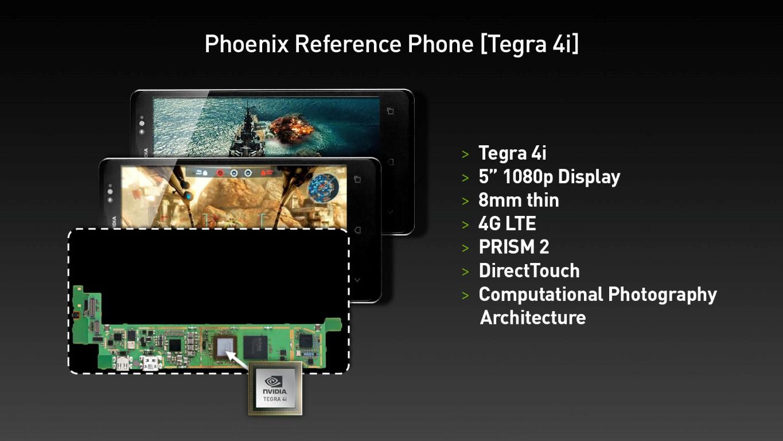 Tegra 4i - primul procesor pentru telefoane și tablete de la NVIDIA cu LTE integrat