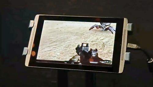 CES 2014: Hands on cu prototipul Nvidia Tegra K1, procesorul mobil cu 192 core-uri! (Video)