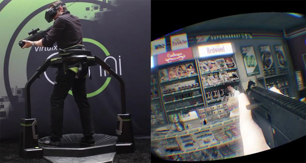 Nvidia VR-ready