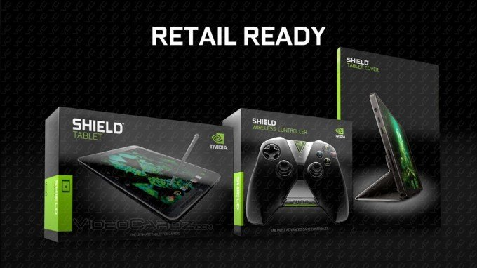 Specificațiile complete și posibila dată de lansare a tabletei NVIDIA Shield ajung pe web
