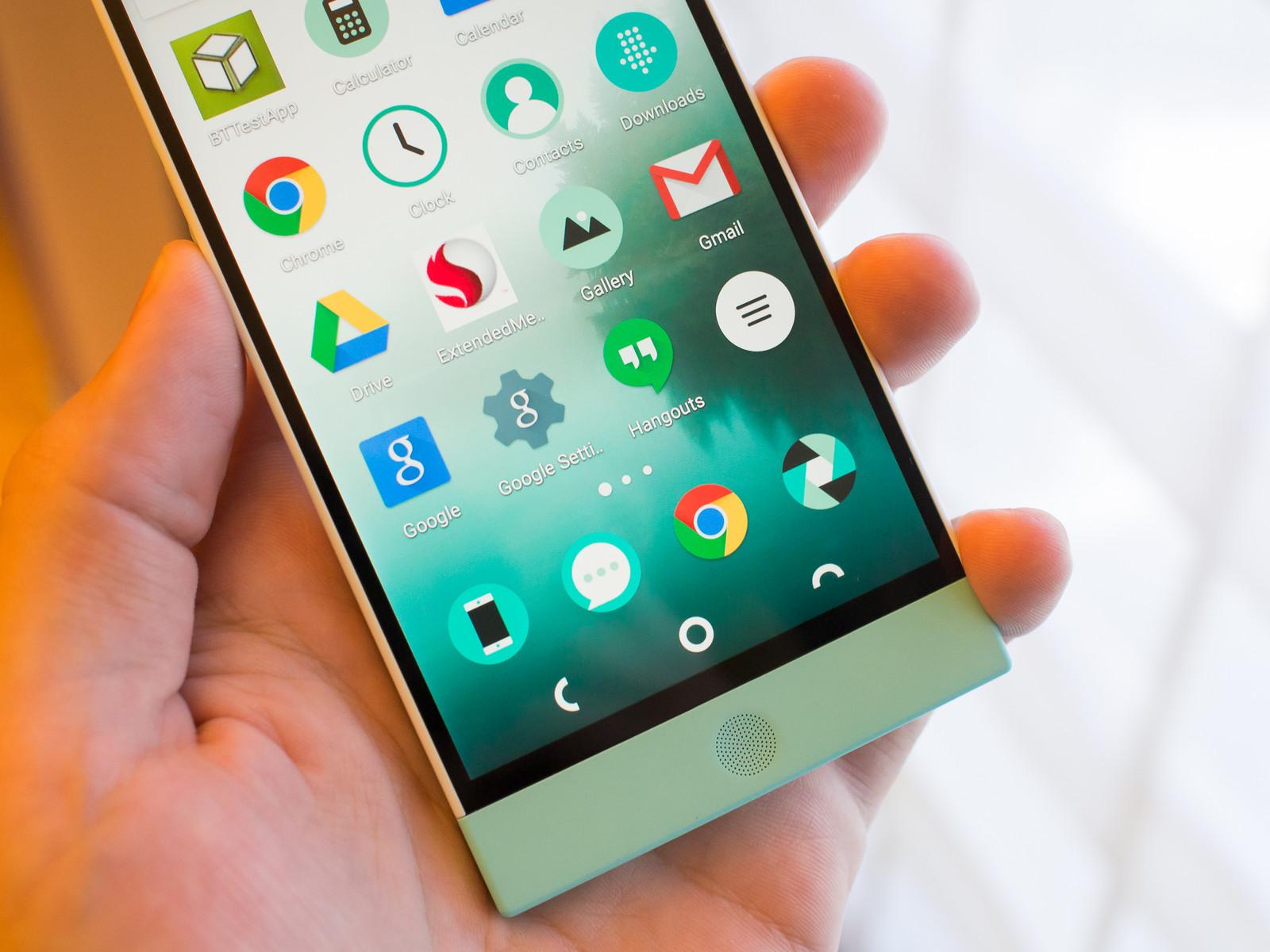 Telefonul axat pe cloud Nexbit Robin strânge 1 milion de dolari pe Kickstarter, va sosi prin operatorul Verizon