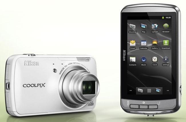 Nikon Coolpix S800c - cameră foto cu Android și informațiile oficiale