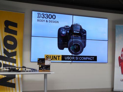 eMAG dă startul lansărilor exclusive din 2014 cu Nikon D3300
