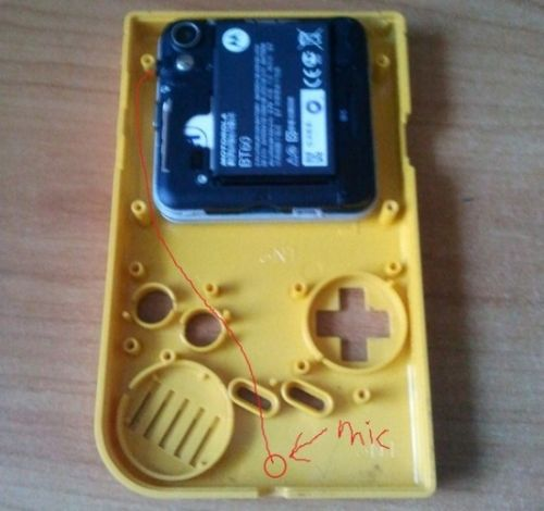 Nintendo GameBoy cu Android, un vis pentru gameri si doar un hack interesant deocamdata
