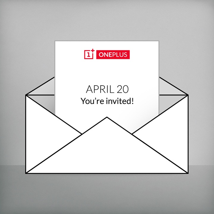 OnePlus postează o invitaţie misterioasă pe Facebook; Suntem invitaţi să vedem ceva nou pe 20 aprilie
