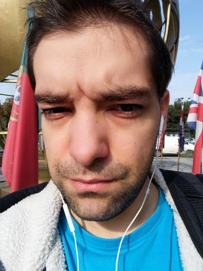 Selfie cu OnePlus 2