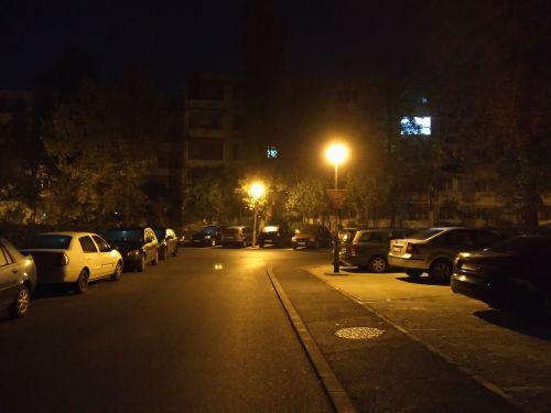 Fotografii cu OnePlus 2 pe timp de noapte