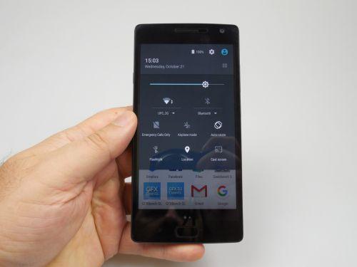 OnePlus 2 UI & OS