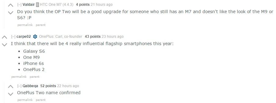 Cofondatorul OnePlus considera că OnePlus Two va fi la fel de