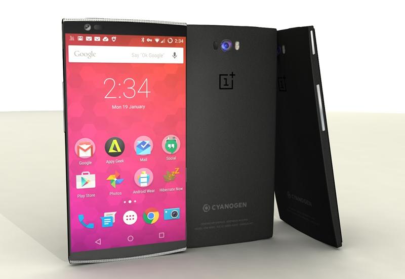 OnePlus Two ar urma să sosească dotat cu un scanner de amprente mai bun decât cel de pe iPhone