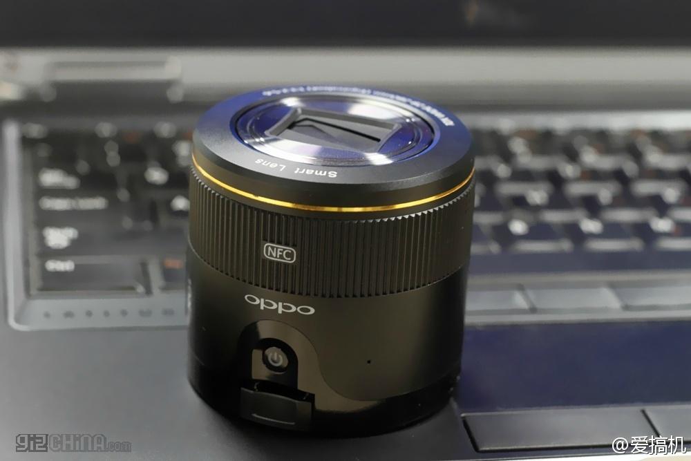 Oppo Smart Lens, un super accesoriu foto pentru telefonul tău, conectat via NFC
