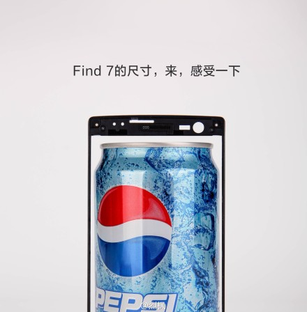 Display Oppo Find 7