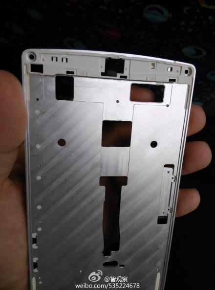Oppo Find 7 ni se prezintă sub forma unui panou de display 2K și ramă metalică