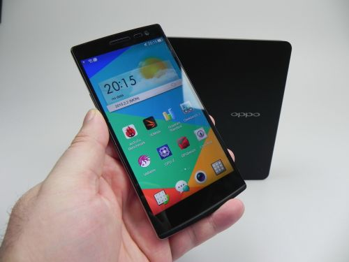Review Oppo Find 7a