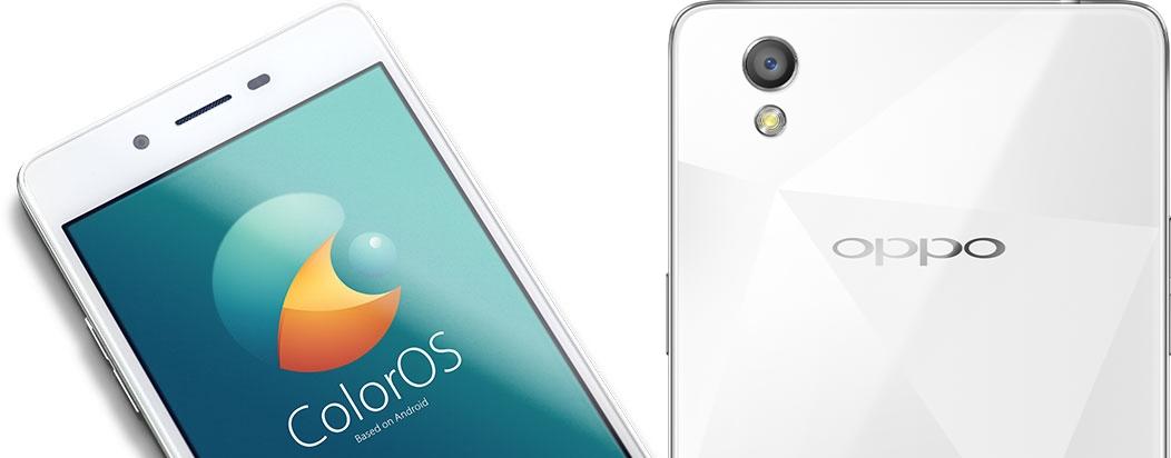 Oppo Mirror 5s este lansat oficial; device mid-range cu Android 5.1 Lollipop