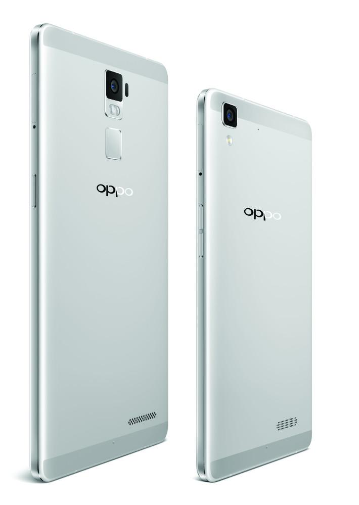 Iată imagini şi un clip oficial promoţional cu Oppo R7 şi R7 Plus: design slim, funcţii foto high end şi emoţie (Video)