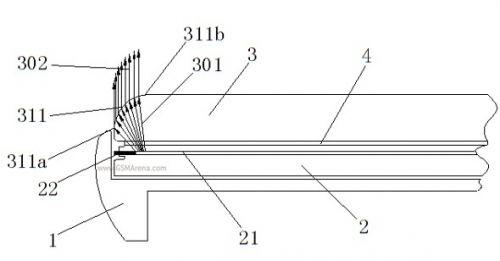 Oppo R7, tehnologie ecran cu refractie