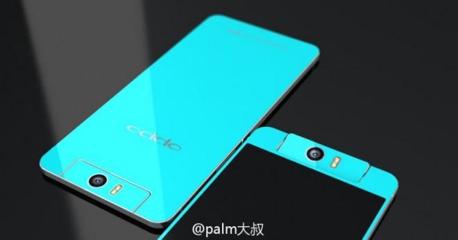 Noi imagini cu Oppo N3 ajung pe web Înainte lansării de pe 29 octombrie