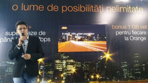 Orange România introduce serviciul 4G la metrou și lansează comercial tehnologia 4G+