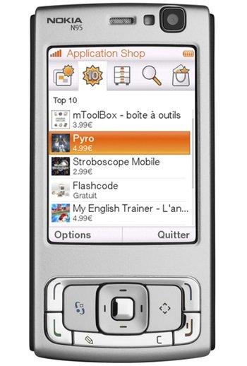 Orange lanseaza un magazin de aplicatii, din 2010 disponibil si in Romania