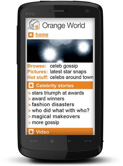 Orange ne aduce Touch HD