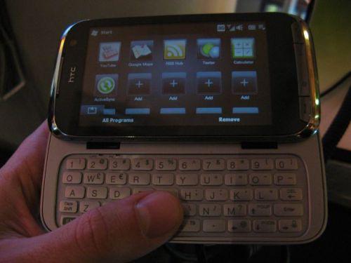 HTC Touch Pro II
