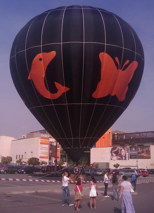 Un balon Orange va survola judeţul Suceava