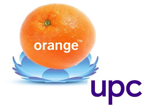 Orange cumpara UPC Romania?