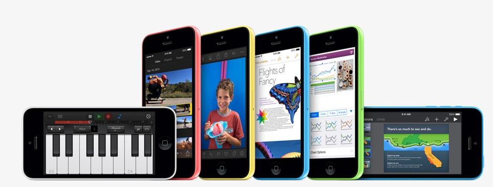 iPhone 5s și iPhone 5c sunt disponibile În portofoliul Orange