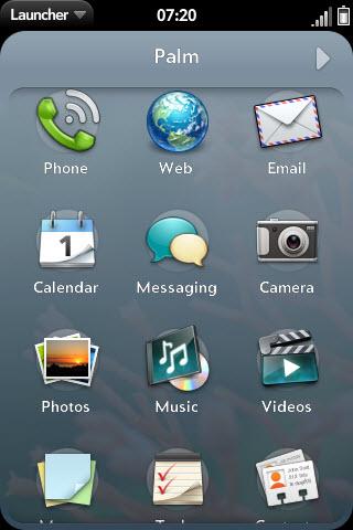 Palm traieste! WebOS 2.0 ni se dezvaluie in primele imagini