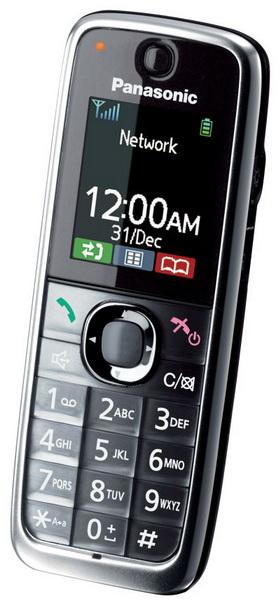 Telefon pentru persoanele În vârstă, acum În oferta Vodafone România - Panasonic KX-TU301