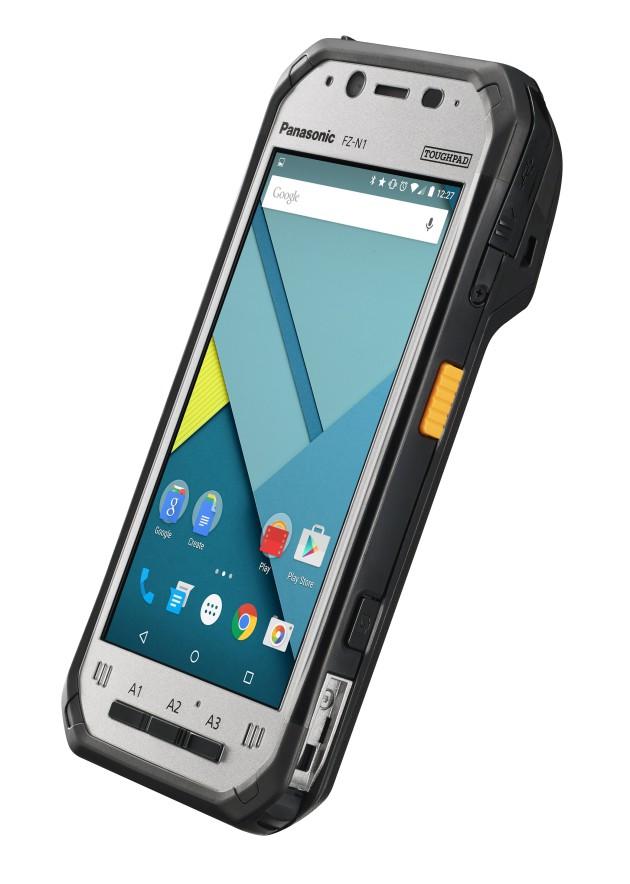 MWC 2016: Panasonic Toughpad FZ-N1 este un nou terminal business cu Android sau Windows 10, un PDA că în vremurile bune