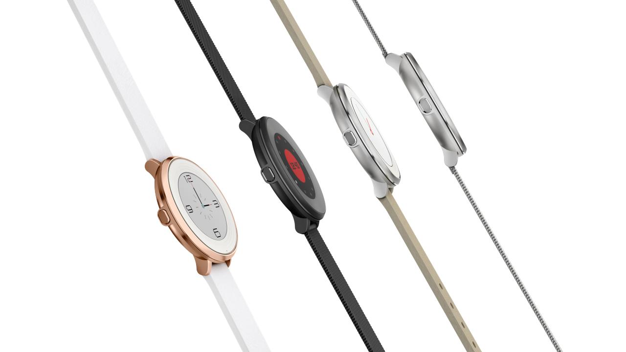 Pebble se reinventează; primul ceas cu ecran circular al companiei poartă numele Time Round și costă 249 dolari