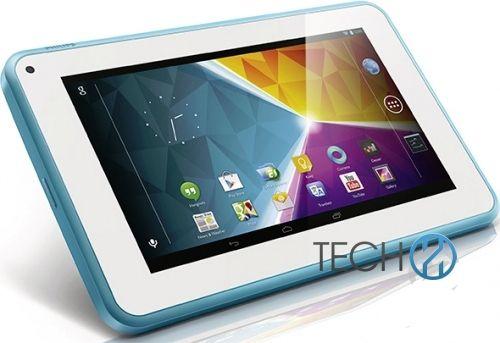 Philips Amio, o tabletă cu Android Jelly Bean și preț de doar 100 de euro