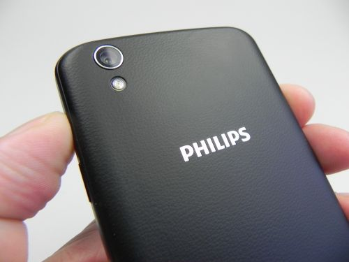Camera lui Philips Xenium i908