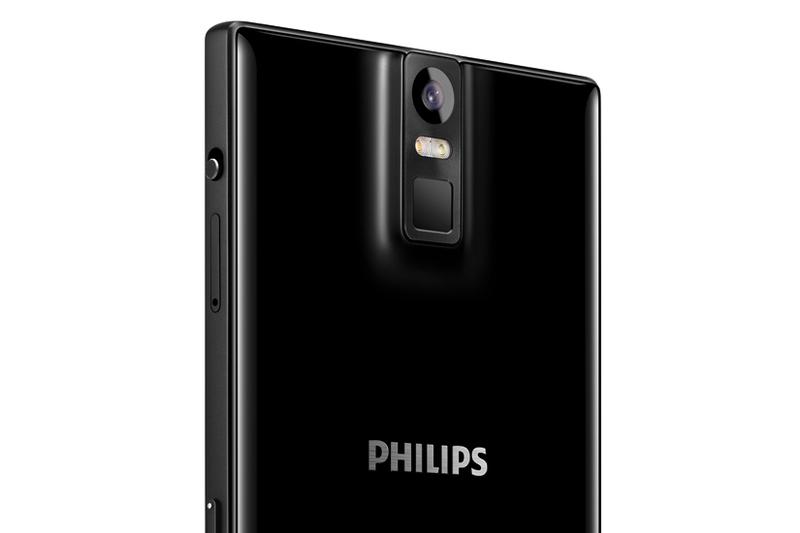 Philips i999 va costa 600$; telefonul sosește cu senzor de amprente și display QHD