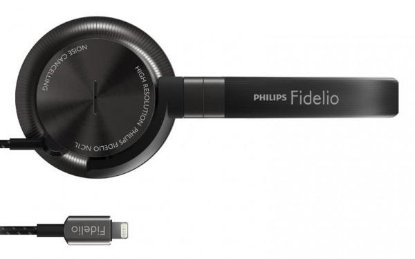 CES 2015: Philips anunță căștile Fidelio NC1L; sosesc cu tehnologia de anulare a zgomotelor de fundal și port Lightning