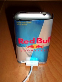 Pilula de fun: Apple Red Bull iti da aripi - iPhone fara zahar