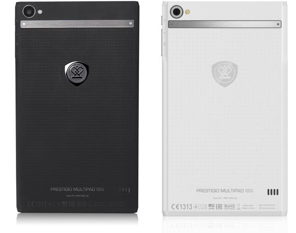 Prestigio anunță tableta MultiPad Consul 7008 4G; terminal cu display HD de 8 inch și procesor pe 64-bit