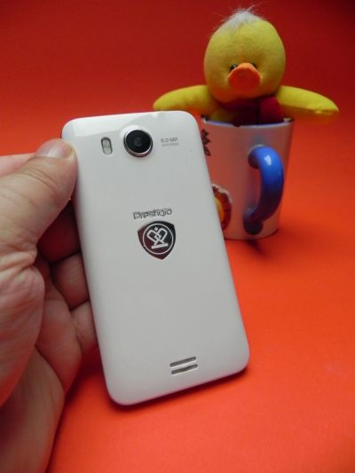 Review Prestigio Multiphone 5400 Duo