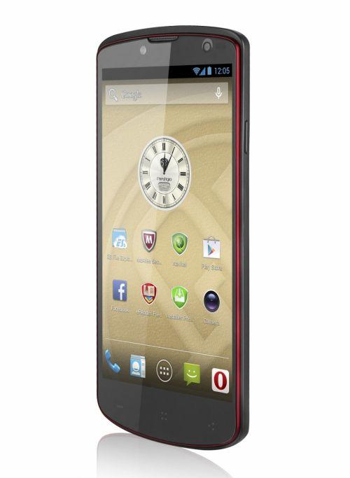 Prestigio lansează flagship-ul MultiPhone 7500; acesta vine cu display IPS de 5 inch și procesor quad-core de 1.5 GHz