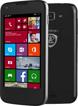 Prestigio MultiPhone 8500 DUO va ajunge pe piață Începând din această săptămână la un preț de 210$
