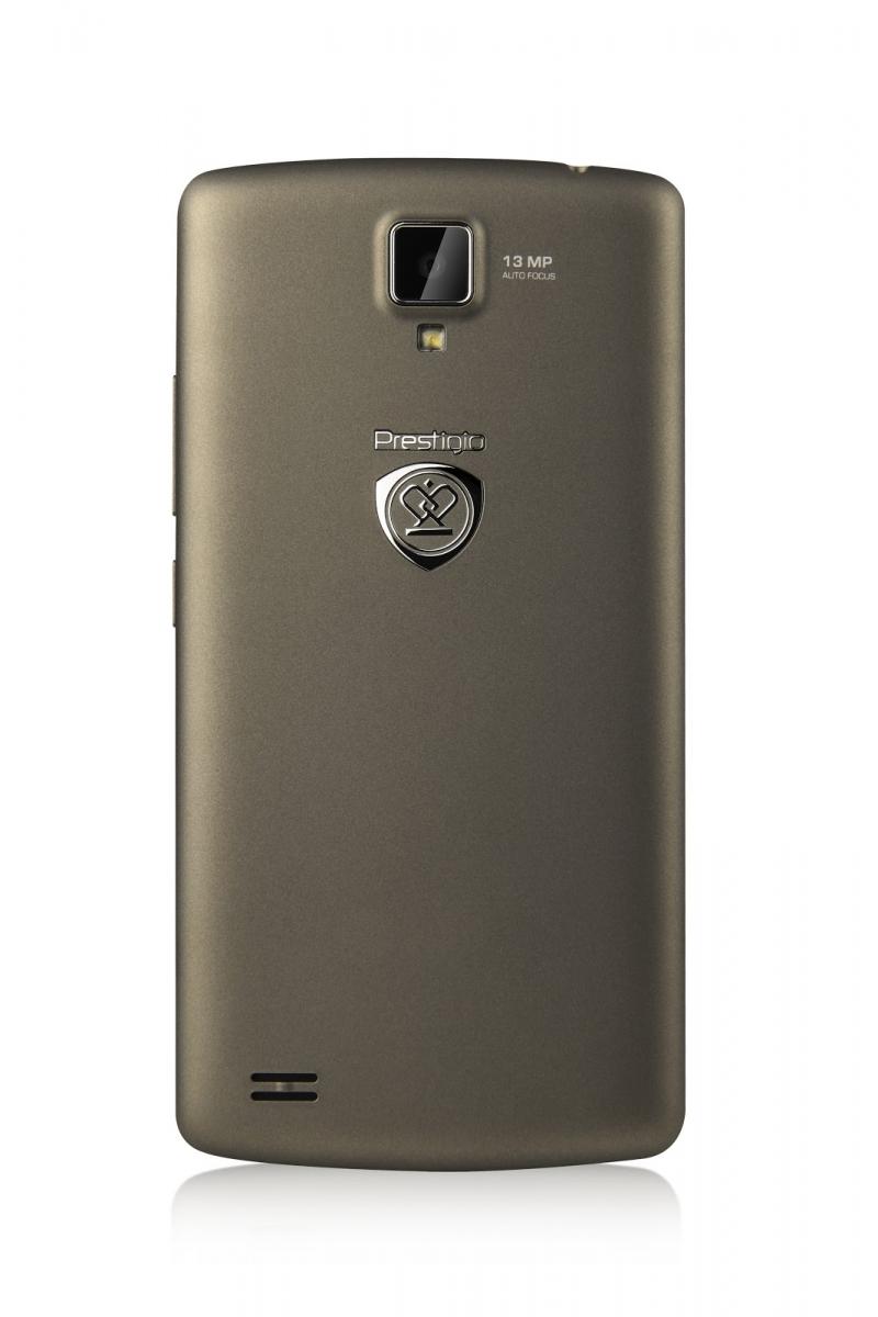 Prestigio anunță noul smartphone MultiPhone 5550 Duo, dotat cu ecran IPS de 5.5 inch și cameră de 13 MP