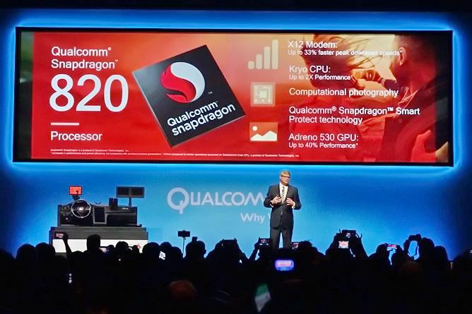CES 2016: Qualcomm anunță primul smartphone cu procesor Snapdragon 820 - LeTV Le Max Pro
