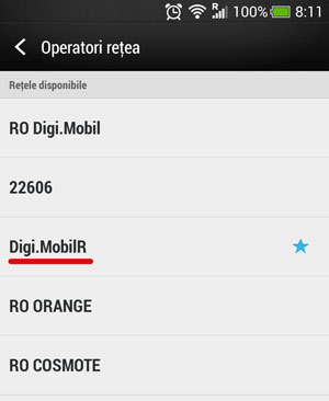 Roaming Nationa DigiMobil