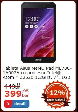 Asus MeMo Pad ME70C-1A002A