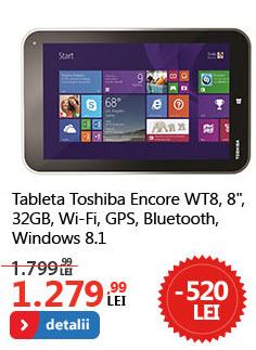 Pret Toshiba Encore WT8